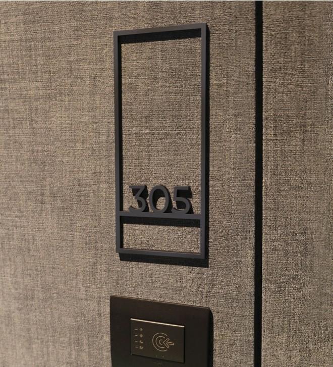 Placas de hierro personalizadas