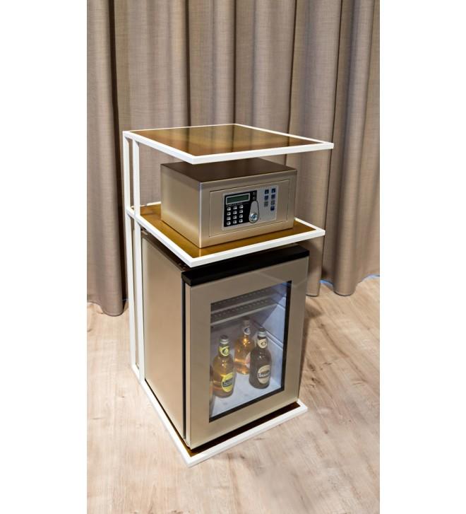 Mueble porta frigo Bar