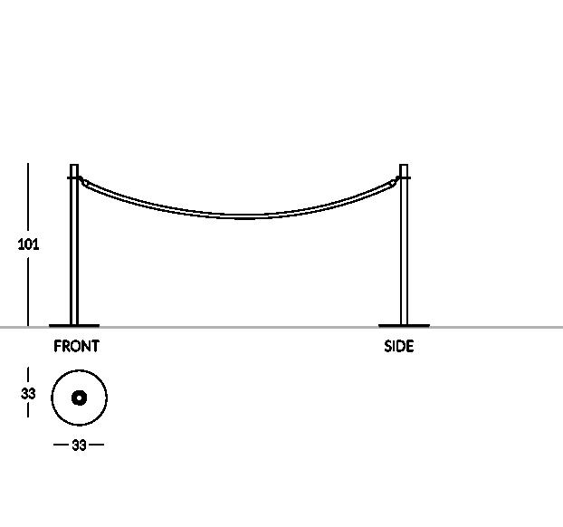 Columna de Delimitacion