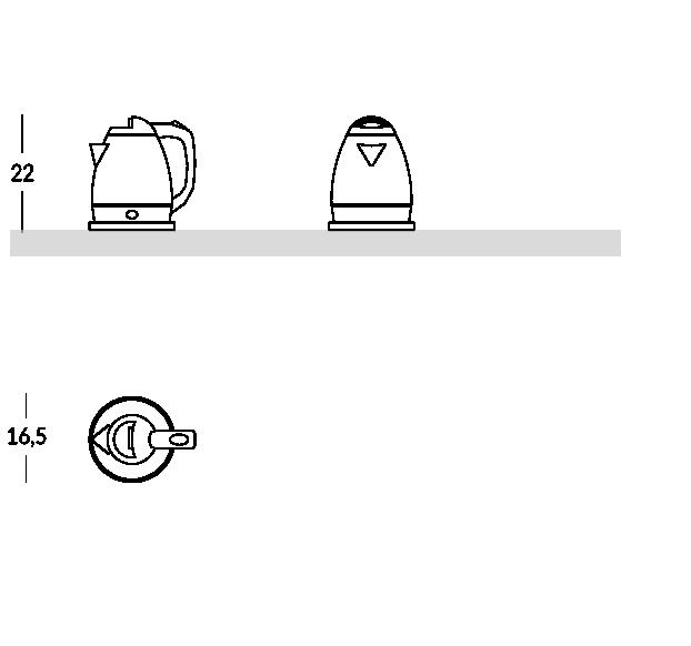 Hervidor eléctrico