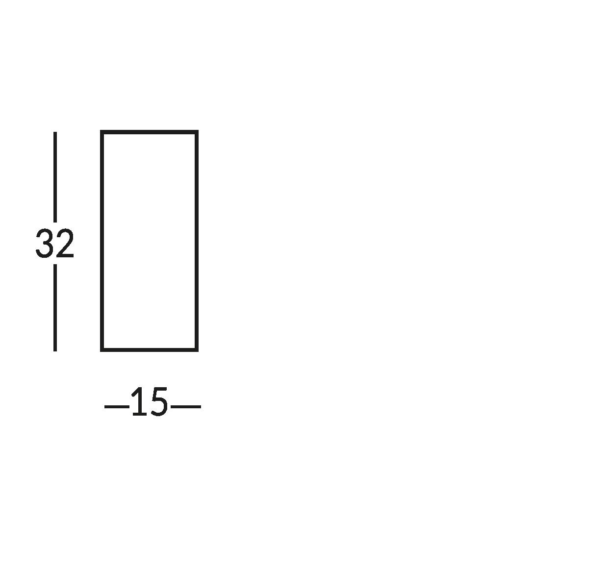 Placa soporte para información, normas y regulaciones, hecho en metal. cm 15 x 32