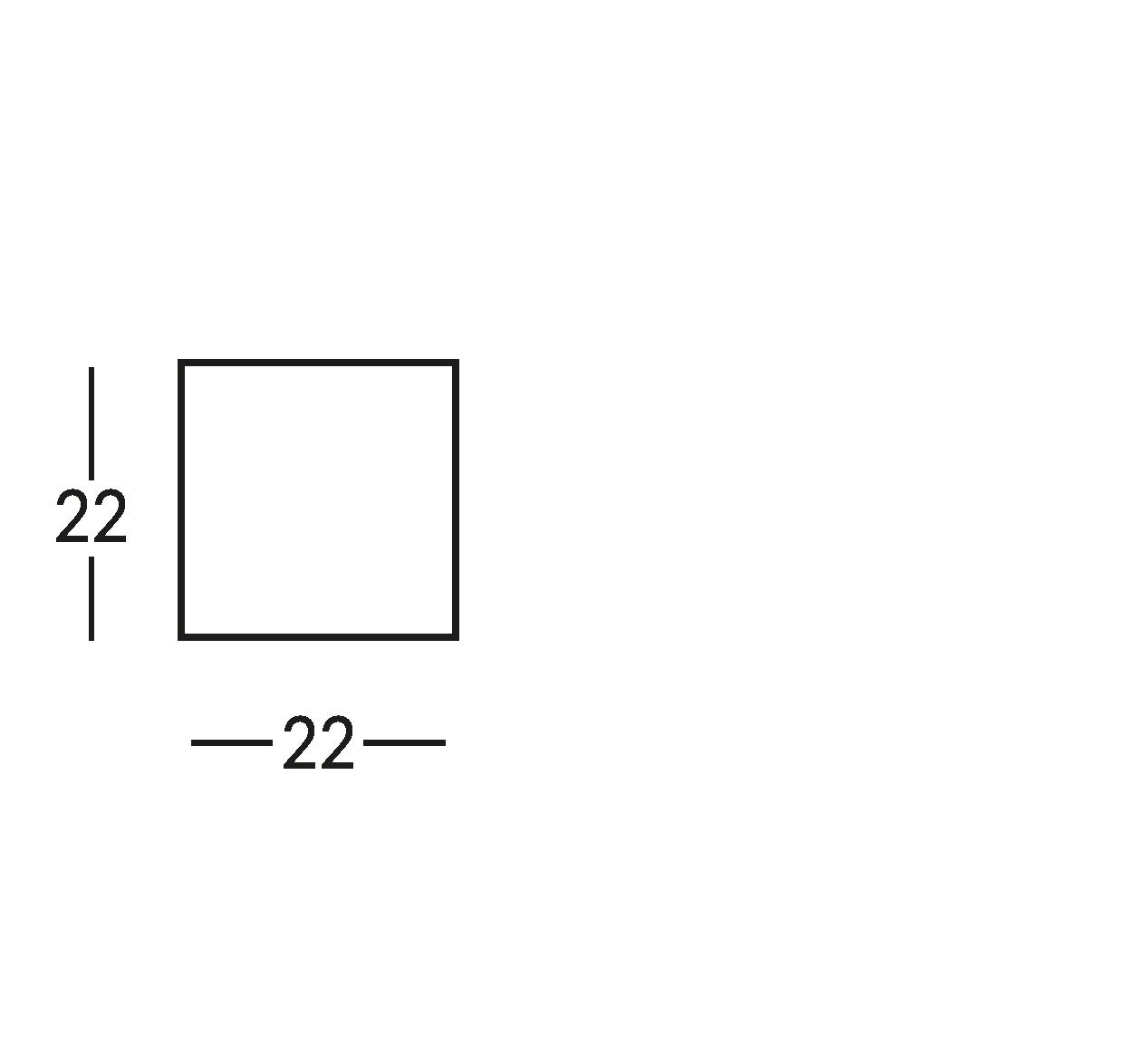 Placa soporte para información, normas y regulaciones, hecho en metal. cm 22x22