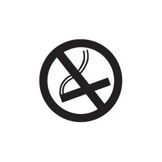 (PIC41)No se permite fumar