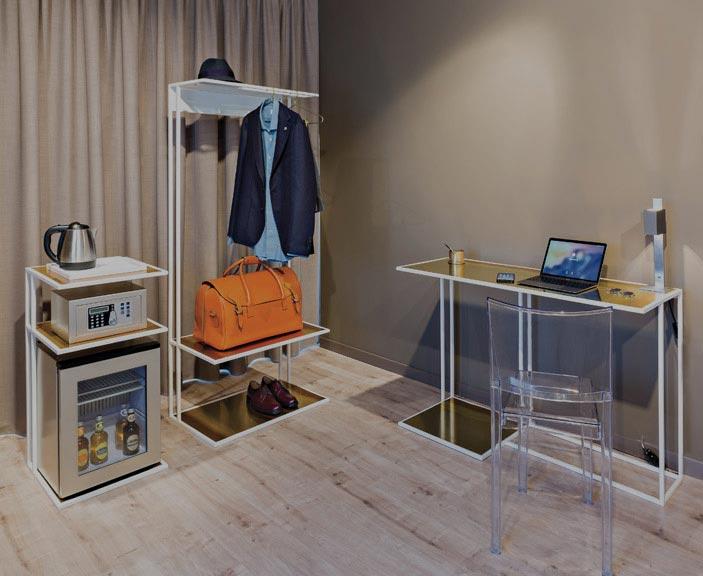 Muebles para habitación de hotel